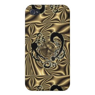 """""""The Golden Era"""" i.* Case For iPhone 4"""