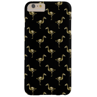 The Golden Flamingo Barely There iPhone 6 Plus Case