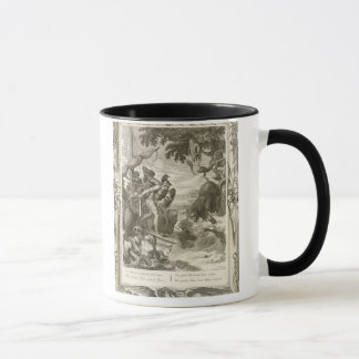 The Golden Fleece Won by Jason (engraving) Mug
