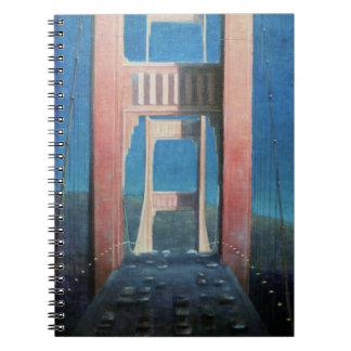 The Golden Gate Bridge 1992 Notebook