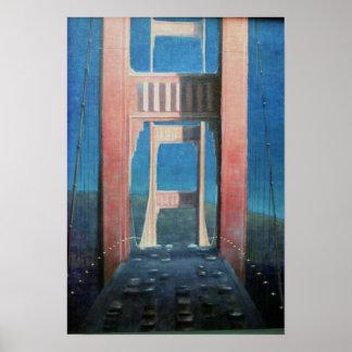 The Golden Gate Bridge 1992 Poster