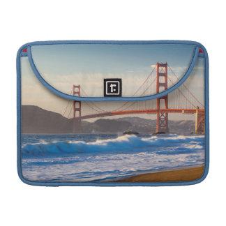 The Golden Gate Bridge From Baker Beach Sleeve For MacBooks