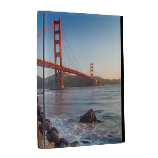 The Golden Gate Bridge From Fort Point iPad Folio Case