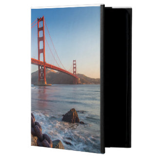 The Golden Gate Bridge From Fort Point iPad Air Case