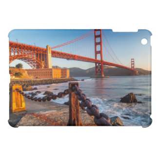 The Golden Gate Bridge From Fort Point iPad Mini Cases