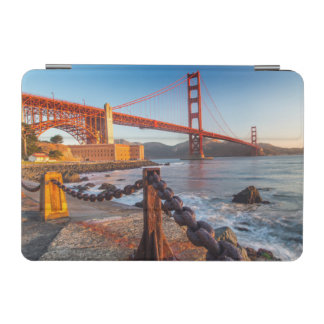 The Golden Gate Bridge From Fort Point iPad Mini Cover