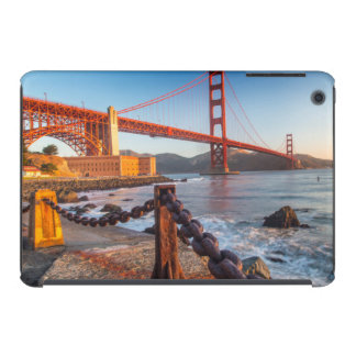 The Golden Gate Bridge From Fort Point iPad Mini Covers