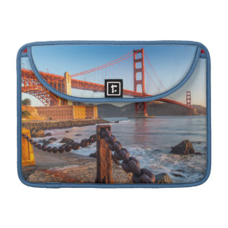 The Golden Gate Bridge From Fort Point Sleeve For MacBooks