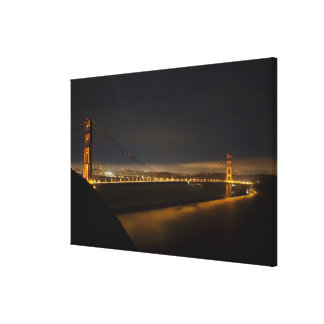 The Golden Gate Bridge from the Marin 2 Canvas Print