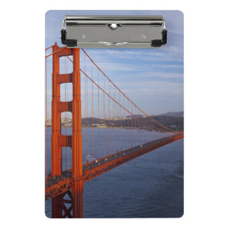 The Golden Gate Bridge from the Marin Mini Clipboard