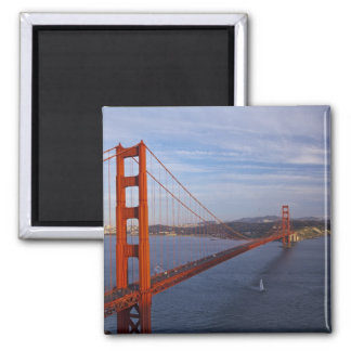 The Golden Gate Bridge from the Marin Square Magnet