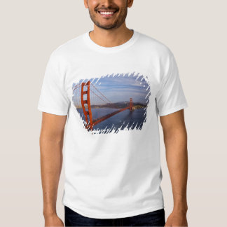 The Golden Gate Bridge from the Marin T Shirts