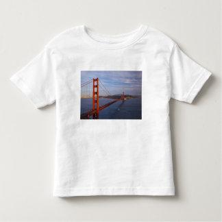 The Golden Gate Bridge from the Marin Tee Shirt