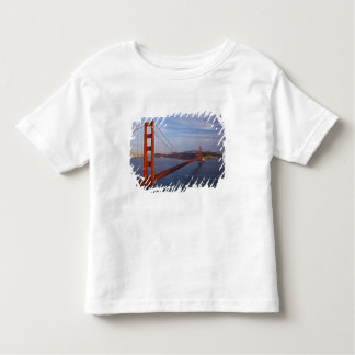 The Golden Gate Bridge from the Marin Toddler T-Shirt