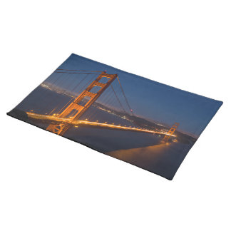 The Golden Gate Bridge Placemat
