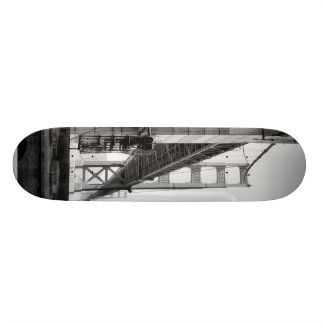 The Golden Gate Bridge Skateboards