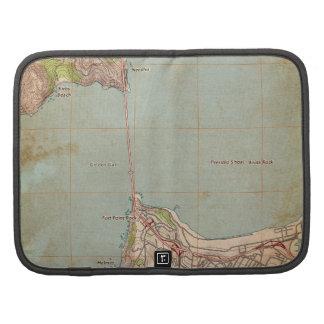 The Golden Gate Topographic Map Folio Planner
