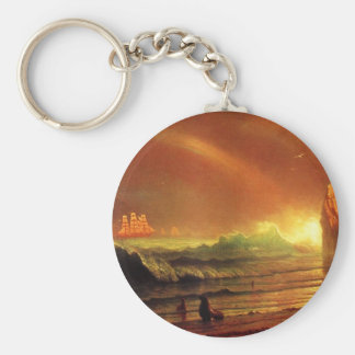 The Golden Gate Vintage San Francisco Key Chain