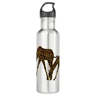 The Golden Giraffe 710 Ml Water Bottle