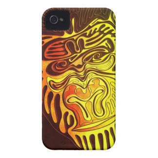 the golden gorilla iPhone 4 Case-Mate case