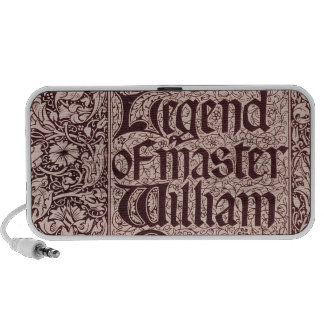 The Golden Legend Travel Speaker