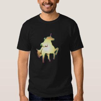 The Golden Rainbow Unicorn Shirt