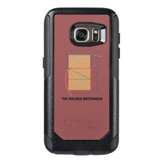 The Golden Rectangle Geometry Math Ratio OtterBox Samsung Galaxy S7 Case