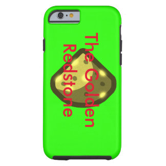 The Golden Redstone Iphone 6/6s Casing Tough iPhone 6 Case