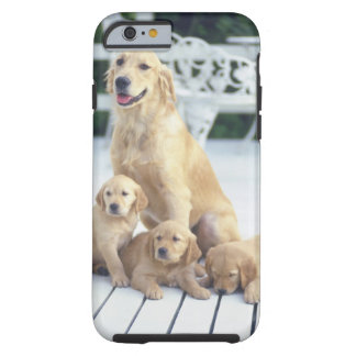 The Golden Retriever is a relatively modern and Tough iPhone 6 Case
