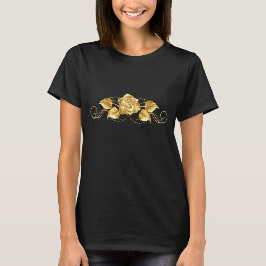 The Golden Rose Women's T-Shirt