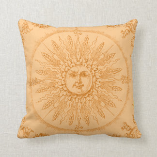 The Golden Smile Cushion