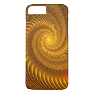 The Golden Spiral iPhone 8 Plus/7 Plus Case