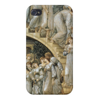 The Golden Stairs iPhone 4/4S Case