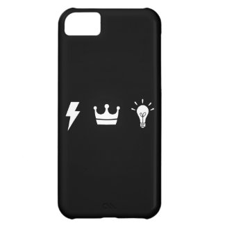 The Golden Trio 01 iPhone 5C Case