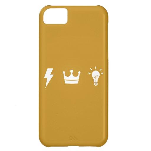 The Golden Trio 02 iPhone 5C Cases
