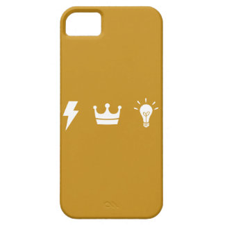 The Golden Trio 02 iPhone 5 Cover