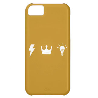 The Golden Trio 02 iPhone 5C Case
