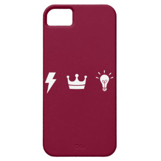 The Golden Trio 03 iPhone 5 Cover