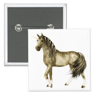 the Golden Unicorn Button