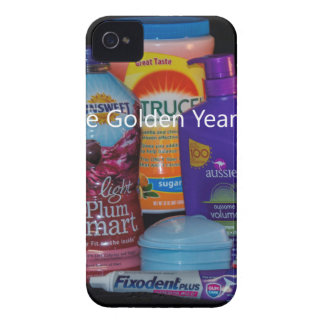 The Golden Years iPhone 4 Covers