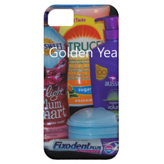 The Golden Years iPhone 5 Case