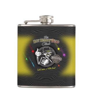 The Golden Years Moonbeam Yellow Flask
