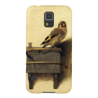 The Goldfinch by Carel Fabritius Galaxy S5 Case