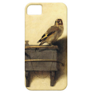 The Goldfinch by Carel Fabritius iPhone 5 Covers