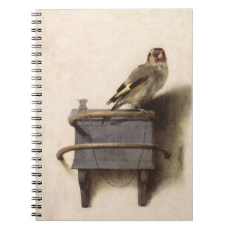 The Goldfinch Notebook