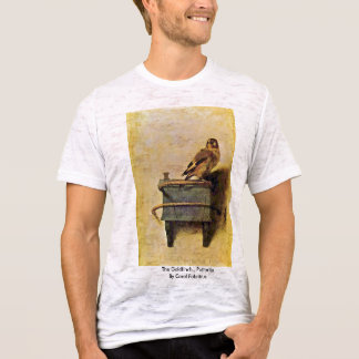 The Goldfinch., Puttertje  By Carel Fabritius T-Shirt