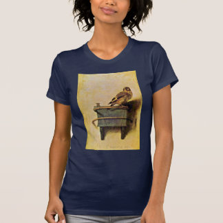 The Goldfinch., Puttertje  By Carel Fabritius Tee Shirt