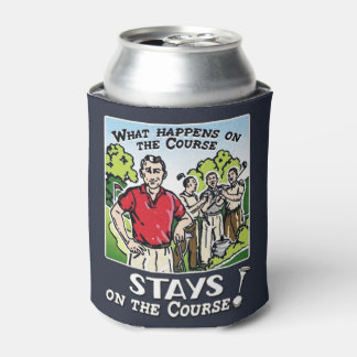 The Golfer's Can Cooler