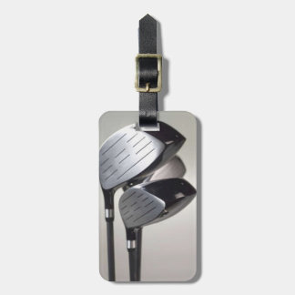 THE GOLFER'S LUGGAGE TAG