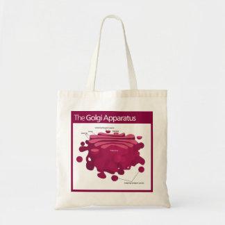 The Golgi apparatus Golgi complex Diagram Budget Tote Bag